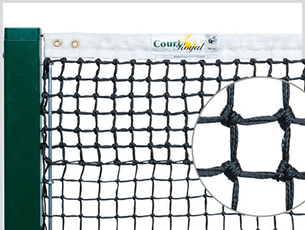 Сетка одинарная TENNIS NET COURT ROYAL TOURNAMENT - SINGLES